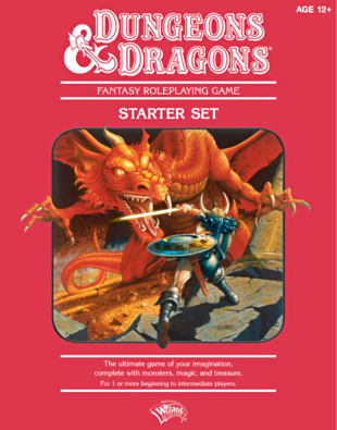 D&D Essentials starter set