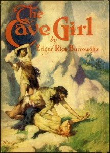The Cave Girl by Edgar Rice Burroughs
