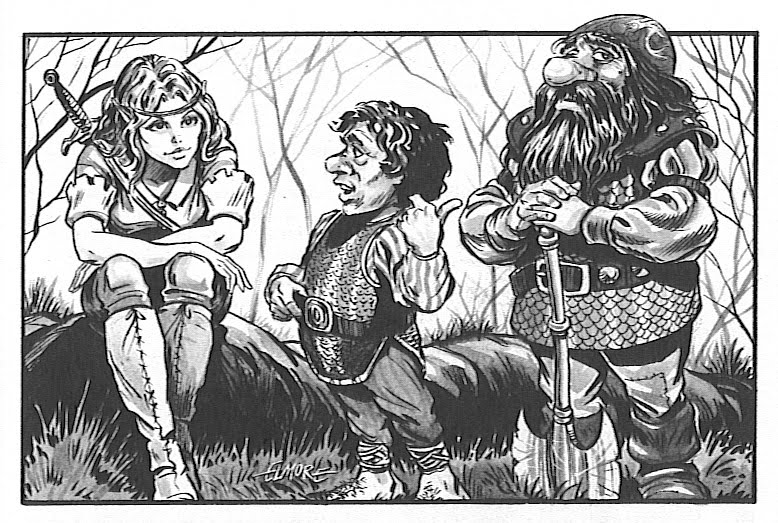 the dwarf class in 5e « Blog of Holding