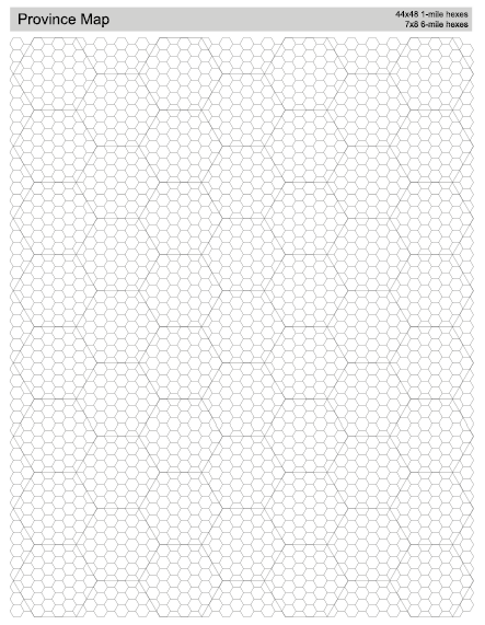 graphic relating to Printable Dnd Grid referred to as blank province, kingdom, and continent hex maps for 5e